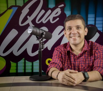 Diego Andres Mesa-DJ-Locutor